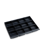 Kleinteileeinsatz 12 Mulden i-boxx 72