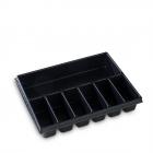 Kleinteileeinsatz 7 Mulden-i-Boxx 72