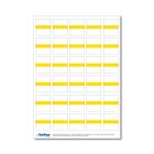 Beschriftungsetikett IB, gelb 1 Bog.