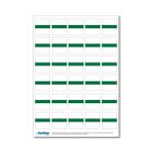 Beschriftungsetikett IB, grün 1 Bog.