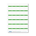 Beschriftungsetikett IB, hellgrün 1 Bog.