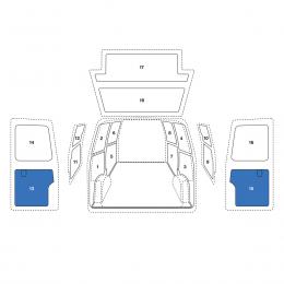 Ford Connect 14,Flügeltür unten (13/15)