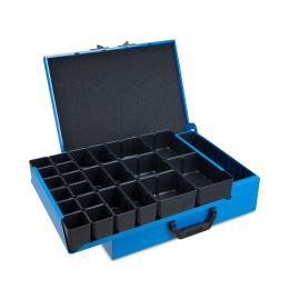 Metallkoffer DM 342 inkl. TBL+IB-Set H63