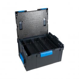 L-BOXX 238 G inkl. Trennbl. + IB 2x6 H63