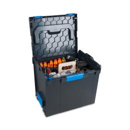 L-BOXX 374 G inkl. Werkzeugt. Elektriker
