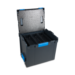 L-BOXX 374 G mit Trennb.-Set 3F + IB-Set