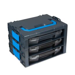 i-BOXX Rack G 3-fach inkl. i-BOXXen 72