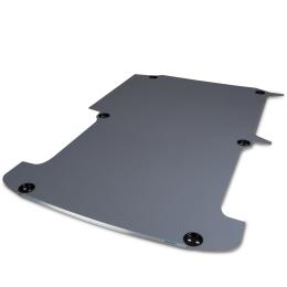 Bodenplatte Sobogrip mit 8 Zurrmulden Opel Vivaro Cargo L Mod.19  Radstand 3275L mm, 2 Schiebetüren, Ausschnitte ohne Ausschnitte