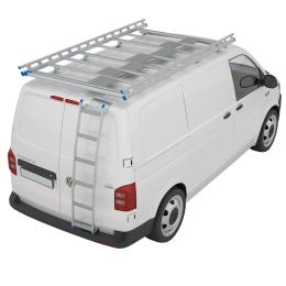 Hecktürleiter VW Crafter, Hochdach HD, Heckflügeltüren