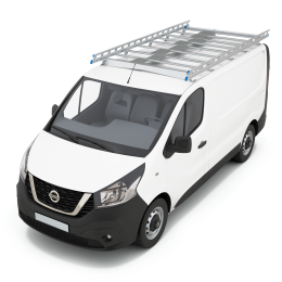 ProTop NISSAN NV300, 3498mm, Normaldach ND, Heckklappe